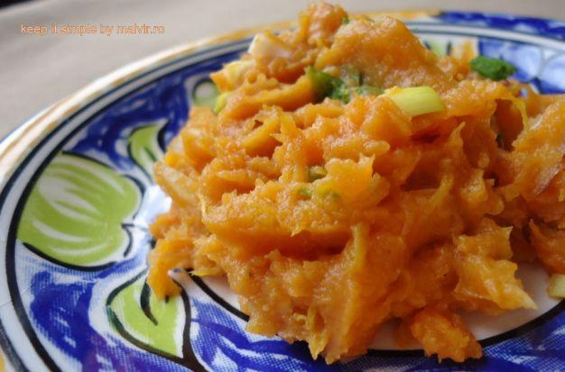 salata cartof dulce