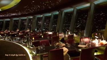 restaurant TV Tower